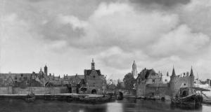 Paisaje de Vermeer © Wikipedia