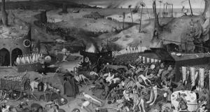 El triunfo de la muerte, de Brueghel. © Wikipedia