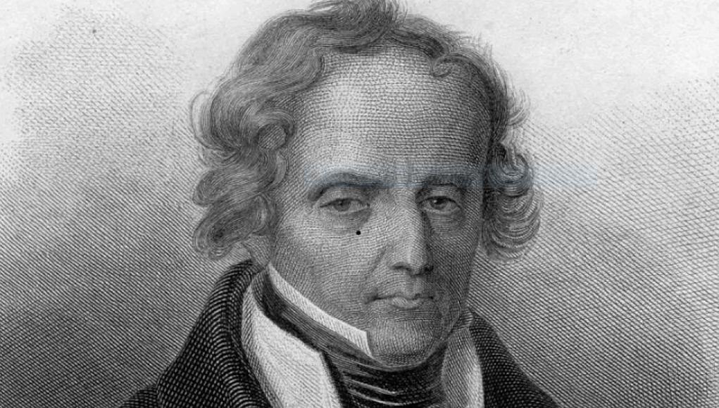 Xavier de Maistre. © Wikipedia