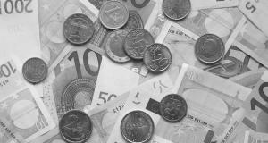 Monedas y billetes de euro