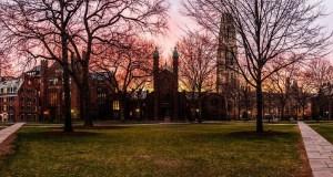 El campus de la Universidad de Yale. © WC