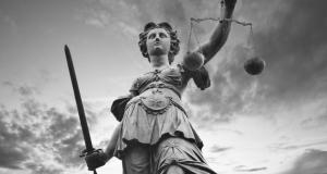 Personificación de la Justicia. Foto: © Shutterstock