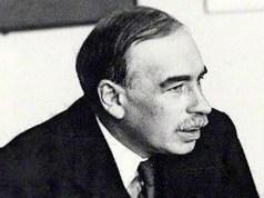 Keynes en 1933. Foto: © Wikimedia Commons