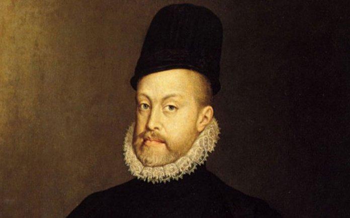 Resultado de imagen para Fotos de Felipe II