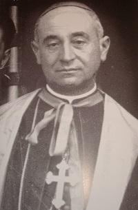 El obispo de Calahorra, Fidel García