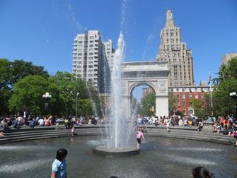 Parques en Nueva York  NuevaYorkcom