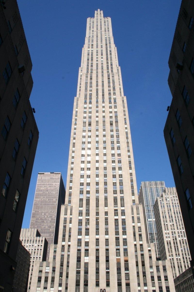 Nueva York  Visitar el Top of the Rock