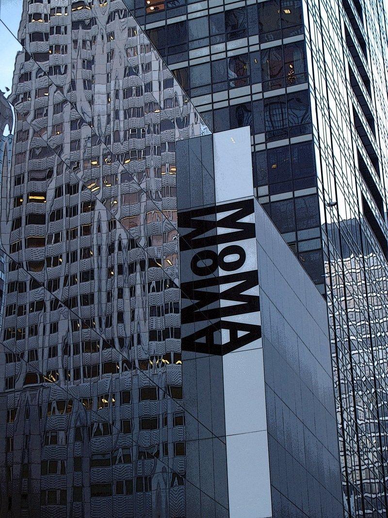 Nueva York  Museo de Arte Moderno MoMA