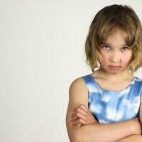 Por qué los niños se portan mal