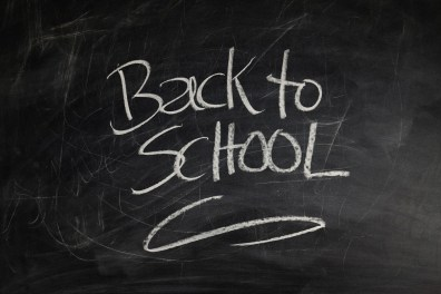 "pizarra ""back to school"""