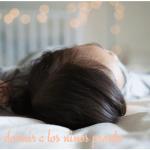 Cómo dormir a los niños pronto