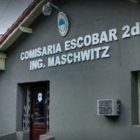 Maschwitz cambió de comisario