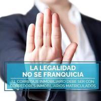 El sector inmobiliario de Escobar busca erradicar las franquicias inmobiliarias  ilegales