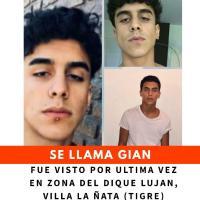 Benavidez: Continúa la búsqueda del joven en el Country Santa Catalina