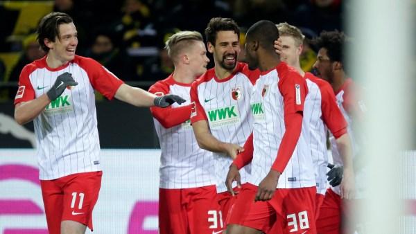 Resultado de imagen de FC AUGSBURG