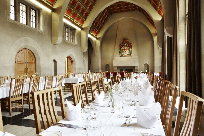 Catering and Fine Dining  Nuffield College Oxford University