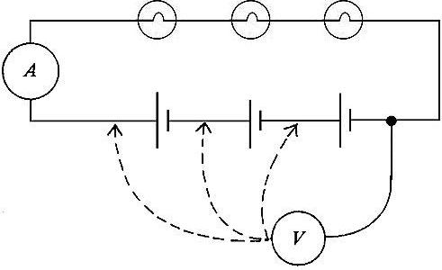 Parallel Lamp Circuit Diagram, Parallel, Free Engine Image