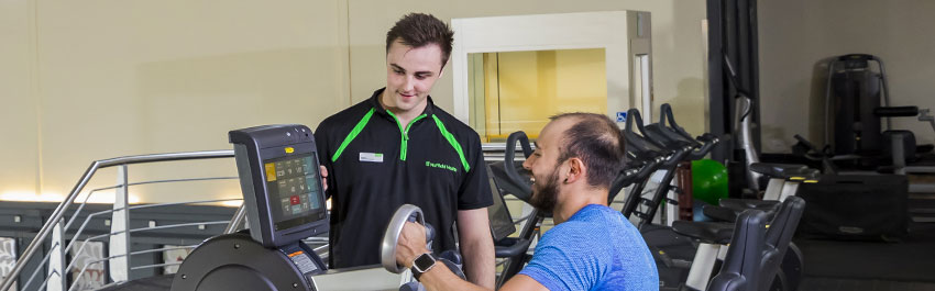 personal training nuffield health