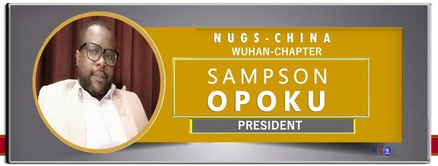 NUGS-WUHAN Executives Profile 2019/2020