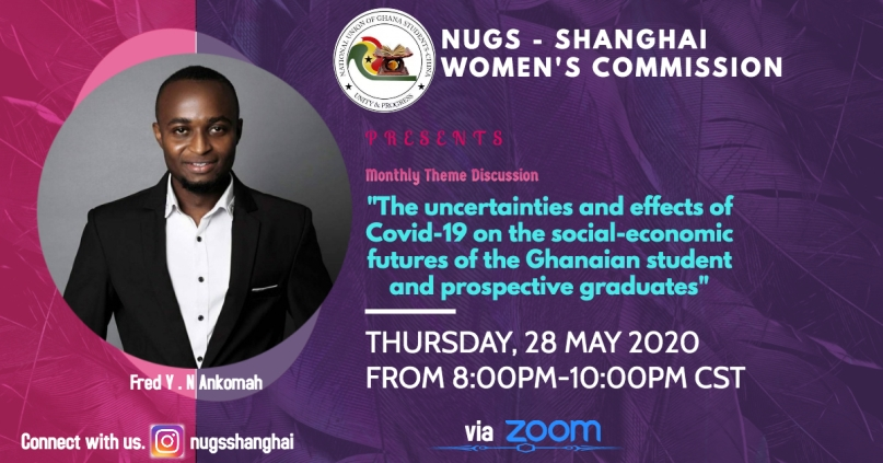 NUGS-Shanghai-The uncertainties and effects of Covid-19