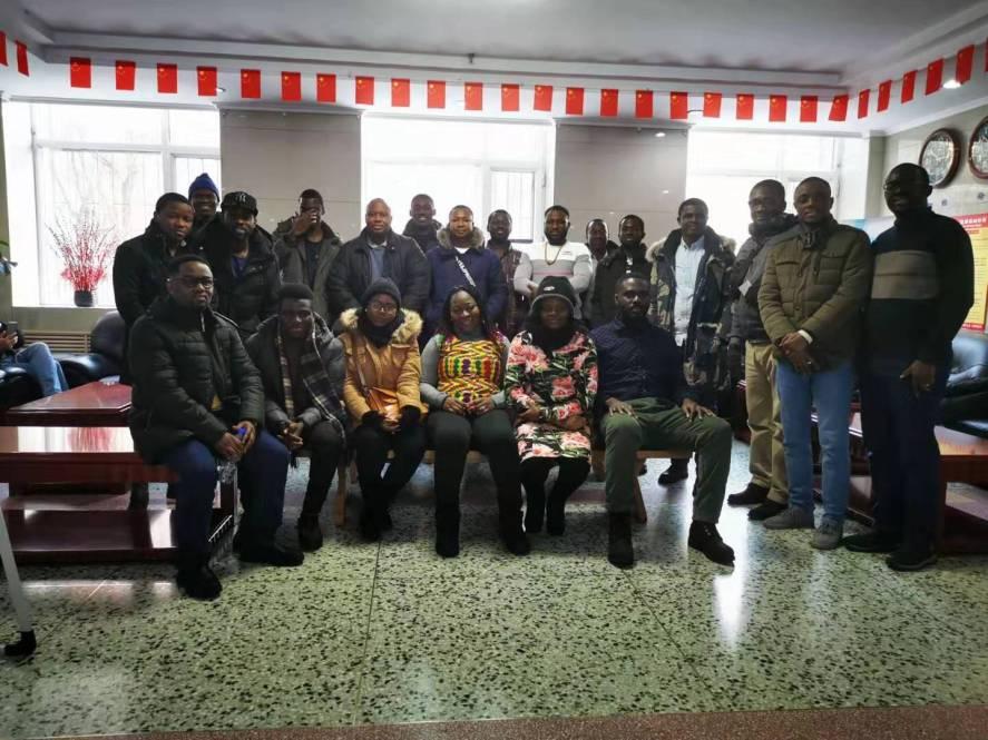 First General Meeting (1st December, 2019)