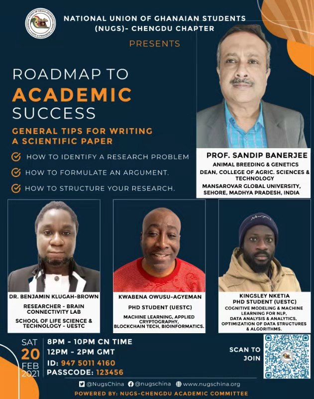 ROADMAP TO ACADEMIC SUCCESS II