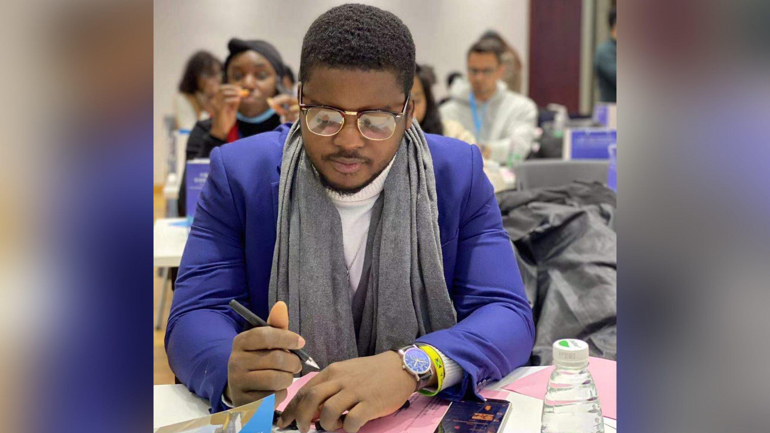 Spotlight on Emmanuel Anu Thompson