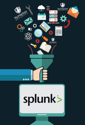 The 5 Step Process to Onboarding Custom Data into Splunk | NuHarbor