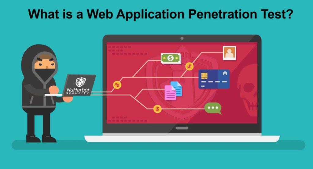 NuHarbor Security - Web Application Penetration Test
