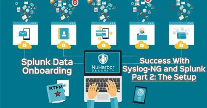 Splunk Data Onboarding Success with Syslog Part 2 The setup