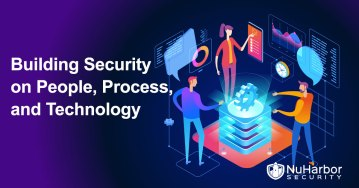 People Process Technology have long been considered the building blocks for information security.  Times have changed and we need to build onto this existing foundation of people process and technology.