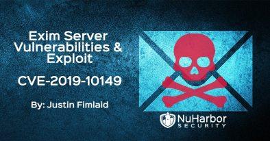 Exim Server Exploit and Vulnerabilities | NuHarbor Security