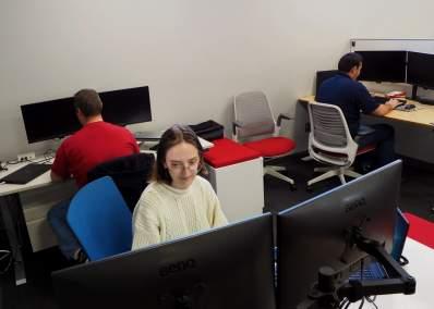 19 09 New Office Mackenzie