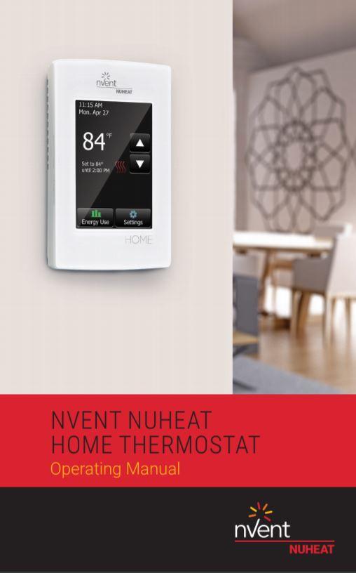 Nuheat Thermostat Wiring Diagram Binatanicom