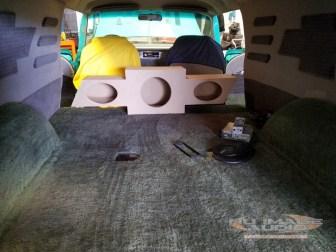 Chevy Panel Wagon Audio