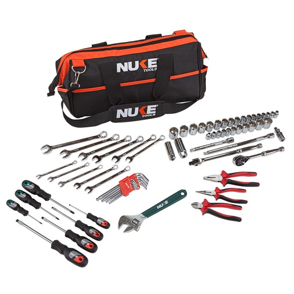 68 PIECE 3/8″ DRIVE METRIC TOOL KIT