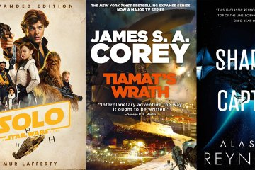 A collection of covers from books on the summer reading list.