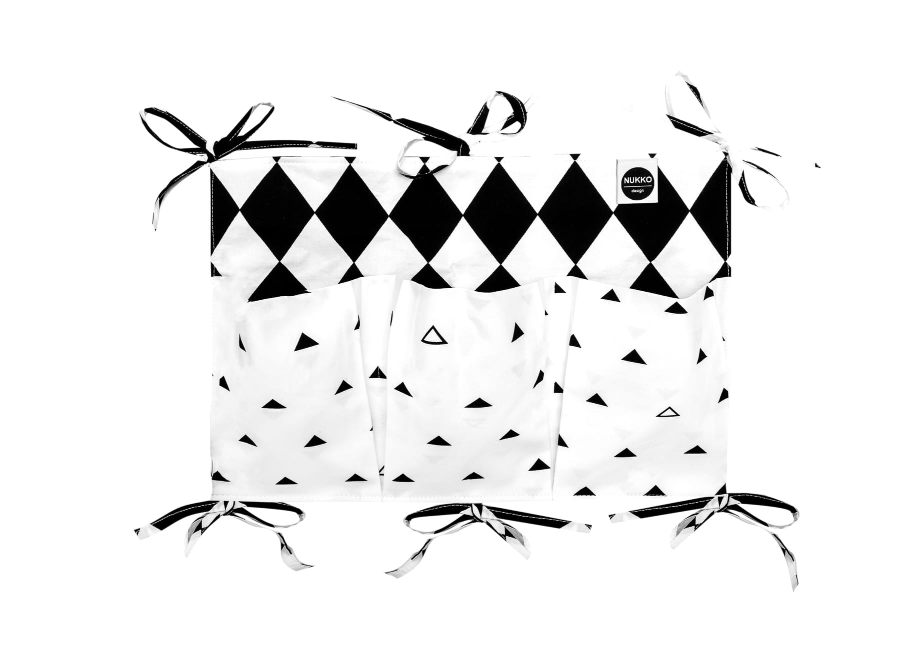 Crib Organizer Geometric Dream Nukko Design