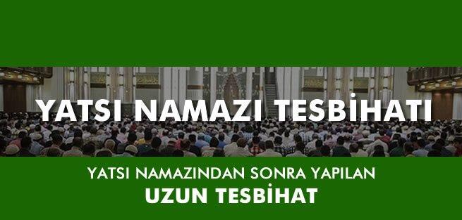 UZUN TESBIHAT EPUB