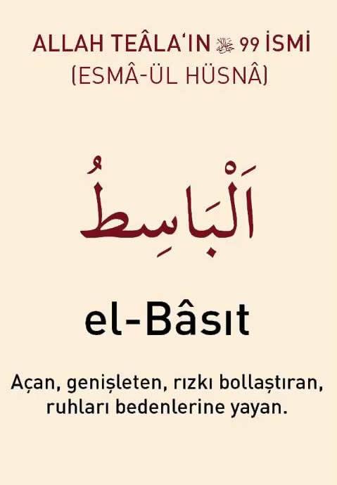 el-basit_anlami