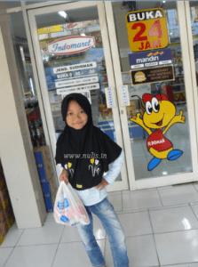 Indomaret cab Jendral Soedirman Purwokerto