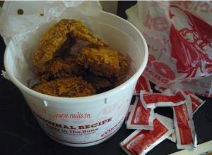 wings bucket
