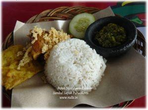 Menu makan murah di Purwokerto