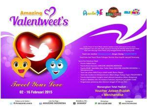amazing valentine tweet