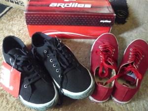 Sepatu Ardiles : Hadiah Member Get Member