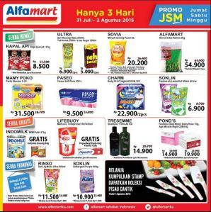 JSM Alfamart 31-02 Agustus 2015 :Ups...Masih Kurang Teliti!