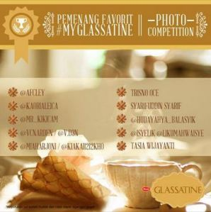 11 Pemenang Monde Glassatine Photo Competition