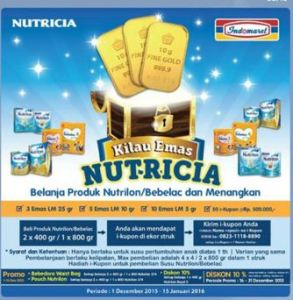 kilau emas nutricia