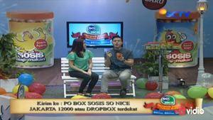50 Pemenang Harian @Rp.2 Juta + 10 Pemenang @10 Juta Semarak Rejeki Tahun Baru Sonice (23/12/2015)