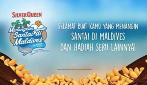 101 Pemenang Promo Silver Queen Santai To Maldives